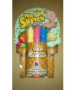 Mr. Sketch Ice Cream Scented Markers Set of 6 - $6.99