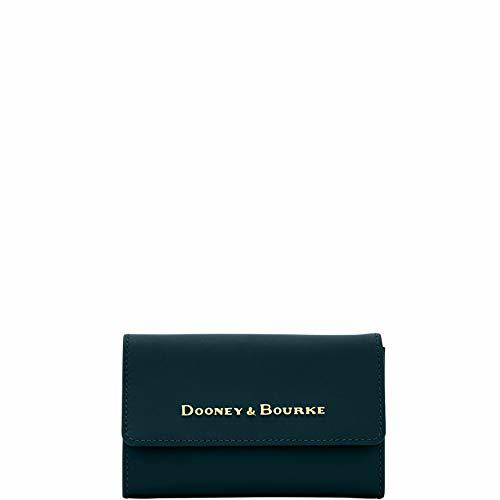 Dooney & Bourke City Flap Wallet Black