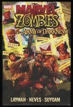 Marvel Zombies vs Army of Darkness Hardcover HC Arthur Suydam cvr art New Sealed - $79.00