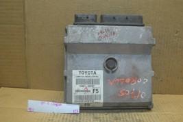 09-10 Toyota Corolla Engine Computer Unit ECU 8966102F52 Module 127-9D1 - $17.99