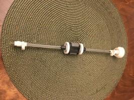 HP LaserJet Pro 400 M425DN tray 1 paper feed gear rod and pickup roller - $10.89
