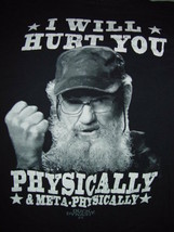 Duck Dynasty A&E T-Shirt Size Med Uncle Si - £8.67 GBP
