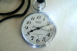 Seiko Precision Pocket Watch....6110 - 0010T - $215.82