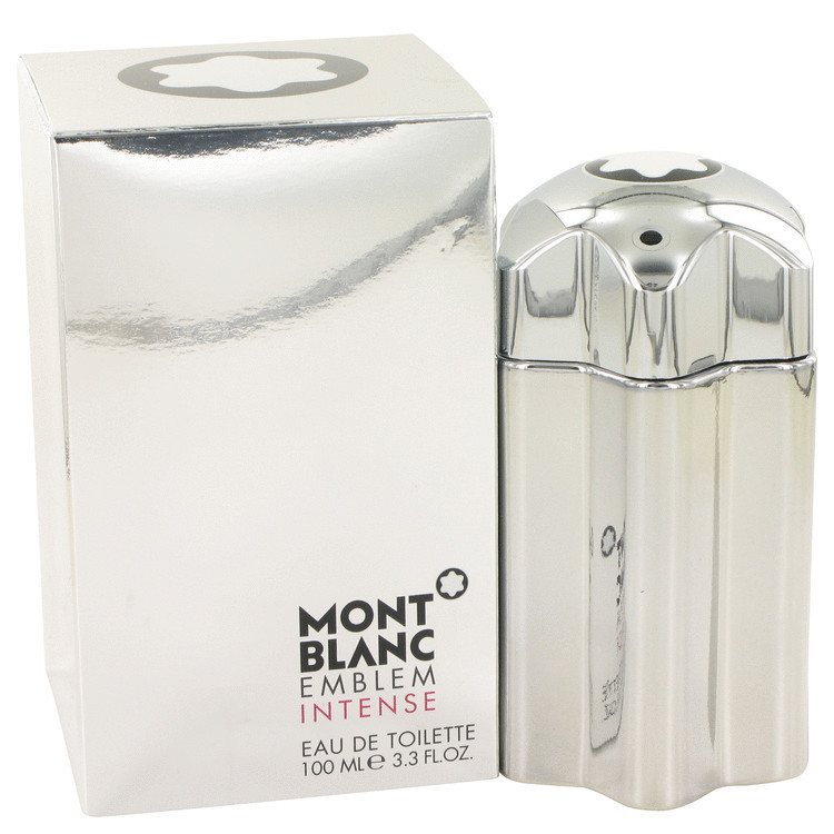 Amont blanc montblanc emblem intense 3.3 oz cologne