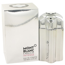 Mont Blanc Montblanc Emblem Intense Cologne 3.3 Oz Eau De Toilette Spray image 1