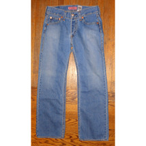 Levis Strauss Type 1 Iconic Straight Blue Jeans 30 W 32 L - $14.95