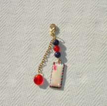 Handmade Postal Worker Fashion Charm - Gift for Mail Carrier - $10.99