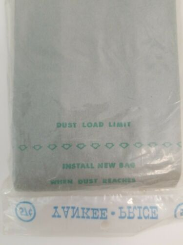 Hoover Upright Style 215 Yankee Vacuum Cleaner Bags 4 Pack  image 6