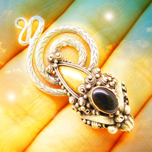 HAUNTED RING 1000x ANCIENT KING'S PROTECTION OFFERS ONLY OOAK MAGICK 7 S... - $90,007.77