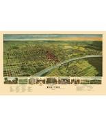 Waco Texas - Ension 1892 - 23.00 x 37.92 - $36.58+