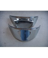 VW Eyebrows Beetle,Ghia, Bus Headlight Pair Volkswagen. Chrome, Best Qua... - $11.63
