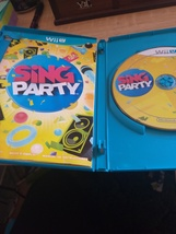 Nintendo Wii U Sing Party image 2