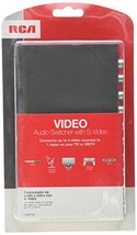 RCA VH911R System Selector for TV, DVD Gaming VCR, DVR, Camcorder and CD... - $22.92