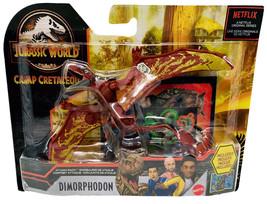 Jurassic World Camp Cretaceous Attack Pack DIMORPHODON Dinosaur Action Figure - $28.99