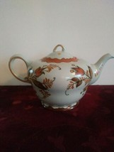 Vintage Ceramic Musical Teapot Plays 'Tea For Two' With Flowers - $46.74