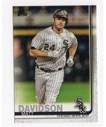 2019 Topps Base Trading Card #188 Matt Davidson - $0.99