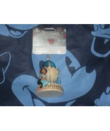 Disney Jasmine at the Fountain Sketchbook Ornament 2020 New - $26.05