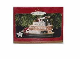 Hallmark Keepsake Ornament - Santa's Showboat (Magic) - $24.74