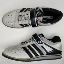 adidas Powerlift Trainer Weightlifting Shoes Mens Size 12.5 Gray Black C... - $56.09