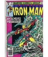 Iron Man #130 ORIGINAL Vintage 1980 Marvel Comics   - $18.51