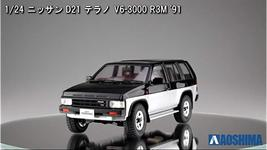 Aoshima Bunka Kyozai 1/24 The Model Car Series No.106 Nissan D21 Terrano... - $58.00