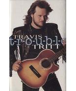 Travis Tritt: T-R-O-U-B-L-E (Trouble) - Audio Cassette Tape - $5.99