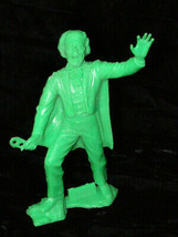 Universal Studios Marx Monster Figure Phantom of the Opera green halloween - $28.99