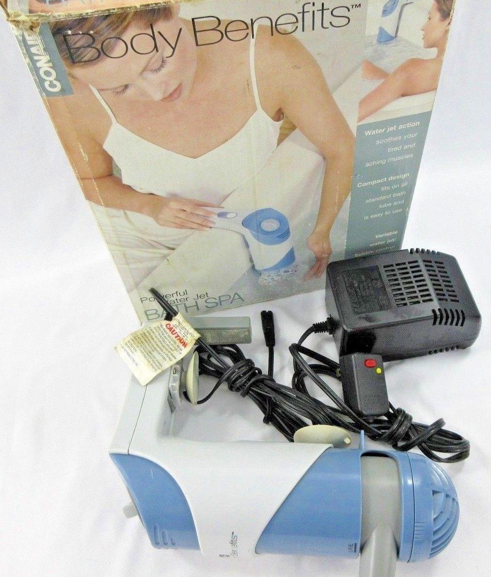 Conair Body Benefits Bath Spa Powerful Water and similar items