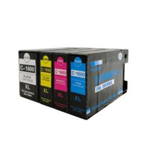 Compatible Pigment Ink Cartridge PGI1600XL PGI1600 PGI-1600XL for MAXIFY  4 - $46.73