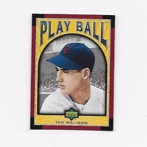 2004 Upper Deck Play Ball Ted Williams #30 - $0.99