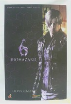 Hot Toys Resident Evil Biohazard 6 Leon S. Kennedy VGM22 1/6 FIGURE FROM... - $356.40