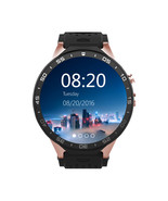 KINGWEAR KW88 1.39-inch MTK6580 Quad Core 1.3GHZ Android 5.1 3G Smart Watch - $141.80