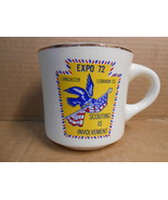 EXPO 72 SCOUTING IS INVOLVEMENT LANCASTER-LEBANON COUNCIL B.S.A. NEW MIN... - $16.95