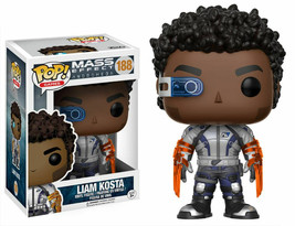 An item in the Toys & Hobbies category: Liam Kosta Mass Effect Andromeda Pop! Games Vinyl Figure Funko NIB 188