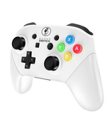 Nintendo Switch Pro Controller Replacement Housing Shell Case White Tool... - $36.97