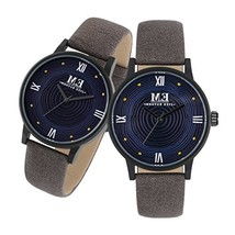 Menton Ezil Starlit Night Couple Watches His and Hers Gifts Fashion Casu... - $23.03