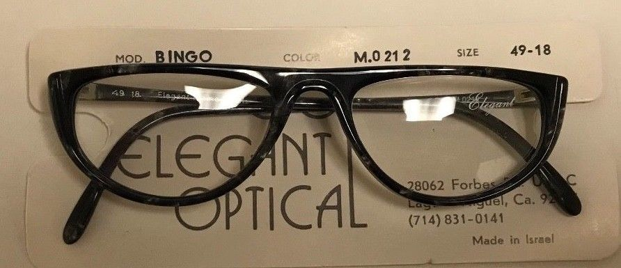 57bc020787 Brand New Elegant Optical Eye Glasses In and 50 similar items