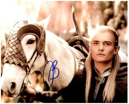 ORLANDO BLOOM  Authentic Autographed Signed 8x10 Photo w/COA  #90281 - $65.00
