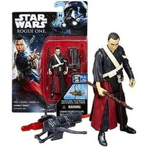 Chirrut Imwe Star Wars Rouge One Action Figure by Hasbro NIB Disney SW - $14.84