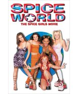 """Spice Girls Band 1997 """"Spice World"""" Movie Stand-Up Display - Rock Music ... - $15.99"""