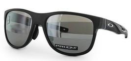 4d50d4d259 Oakley Crossrange R Polarized Sunglasses OO9369-0557 Black W  Prizm Black  Defect -  59.39