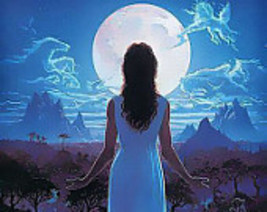 HAUNTED THE YEAR AHEAD READING PSYCHIC 96 yr old Witch Cassia4 Albina - $38.00