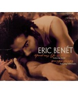 Spend My Life With You / Georgy Porgy by Eric Benet Cd - $10.50
