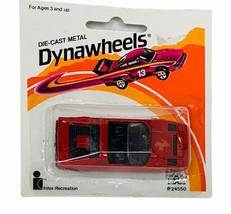 Dynawheels Zee Zeetoys Diecast Toy Car Truck Vtg MOC 1983 Ferrari red 30... - $39.55