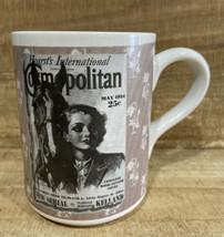 Cosmopolitan Magazine Gibson Coffee Cup May 1934 Hearst's International  - $11.83