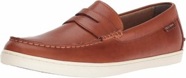 Mens Cole Haan Pinch Weekender Leather Penny - British Tan, Size 11 [C21... - $109.99
