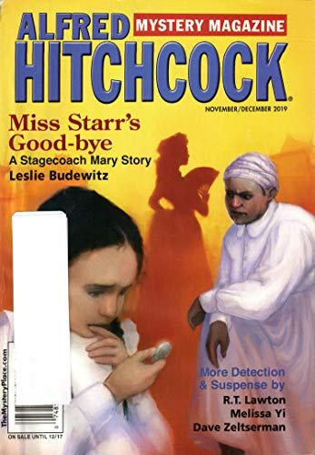 Primary image for Alfred Hitchcock Mystery Magazine November/December 2019 | Miss Starr's Good-bye