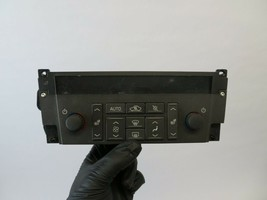 #5907E CADILLAC STS 08 09 10 11 OEM DASH TEMP AC HEAT AIR CLIMATE CONTRO... - $30.00