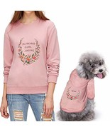 Sweetsweet Parents-Pets Clothes Mommy-M, Mommy-Pink - $25.19