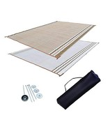 Professional EZ Travel Collection RV Patio Mat Awning Mat Outdoor Leisur... - $102.28